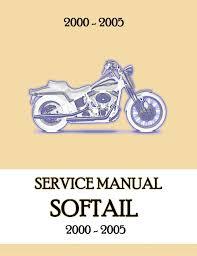 Harley Davidson Air Suspension Chart 2003 Harley Davidson Softail Service Repair Manual