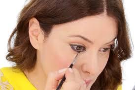 stila precision eyeliner brush 4 the ultimate smokey kohl makeup tutorial check it