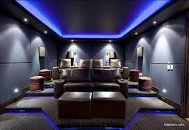 lighting for home theater. Home Theatre Lighting Elegant Theater Design For