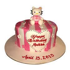 Gift Hello Kitty Cake