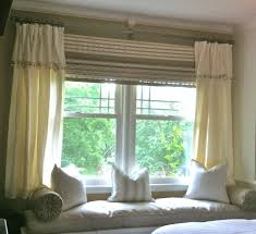 bay window adjule curtain rod