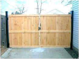 wood fence door gate ideas a comfortable wooden privacy gates picket custom designs for homes frame backyard gate door wood