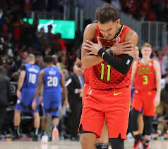 Trae Young is an NBA All-Star starter