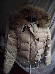 moncler down jacket fur coat