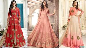 Full Length Suit Design Latest Floor Length Anarkali Salwar Suits Designs 2018