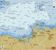 Li Sound Smithtown Bay Marine Chart Us12364_p2212