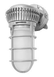 vapled silver 700 lumen led wall mount vaporproof jelly jar light fixture