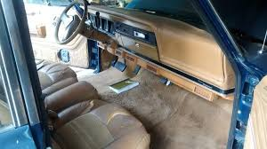 1986 jeep wagoneer interior replacing