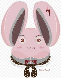Rabbit Product Design Rabbit Easter Bunny Product Design Nose Png 500x633px