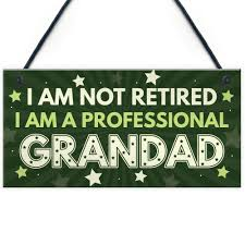 dels about grandad gift plaque grandad birthday gift from grandchildren fathers day gift