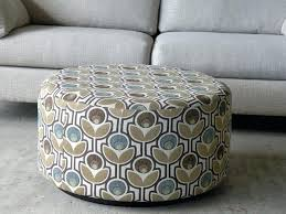 round fabric ottoman. Simple Ottoman Best Of Round Fabric Ottoman Coffee Tables For Intended Your Home Table  Ireland With F