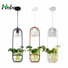 Ceiling Light With Plant Best Selling Decorative Artificial Plant Led Galss Pendant Light Buy Led Plants Light Plant Plant Led Product On Alibaba Com