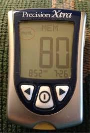 Blood Sugar Level Chart
