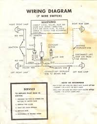need some help old napa turn signals wiring diagram the h a m b 3 Wire Turn Signal Diagram napa turn signal switch01 002 jpg Simple Turn Signal Diagram