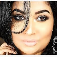 bollywood inspired quick simple smokey eyes no liner look full face makeup tutorial