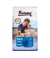 <b>Karmy</b> Junior <b>Maxi</b> «Индейка» - рейтинг, обзор <b>корма</b>, сравнение ...
