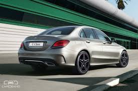 Mercedes Model Comparison Chart 2018 Mercedes Benz C Class Facelift Vs Bmw 3 Series Vs Audi