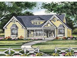 country house plan front image 016d 0053 house planore