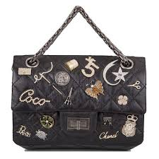 black chanel bags. chanel black reissue 2.55 lucky charm bag | madisonavenuecouture.com ($7,750) ❤ liked bags
