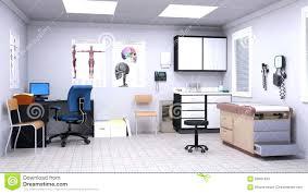 modern doctors office. Modern Doctors Office. Medical Office Interior Design Hospital Doctor Examination Room Stock Illustration Eye