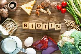 Biotina o Vitamina B8: a cosa serve e in quali alimenti si trova