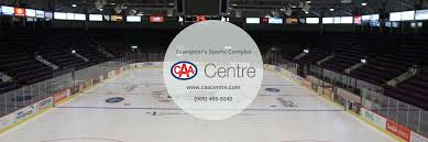 caa centre brampton s sports complex one of the gta s largest sports and entertainment complexes