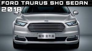 2018 ford thunderbird. plain ford 2018 ford taurus sho sedan review rendered price specs release date   youtube throughout ford thunderbird
