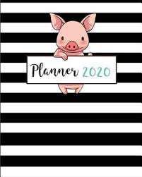2020 2020 Weekly Planner Planner 2020 2020 Weekly Planner Monthly Calendars Daily