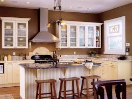 Kitchen Wall Paint Colors With Brown Cabinets Colors For Your Home
