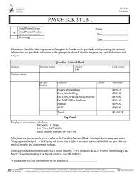 Free Payroll Stub Template Extraordinary Free Pay Stub Template 48 Shannon Pinterest Sample Resume And