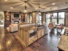 ideas about Open Floor Plans on Pinterest   Open Floor  Hud    Open Kitchen Floor Plans       open floor plan  Photo courtesy of St