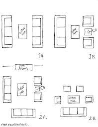 Ways To Arrange Living Room Furniture Arranging Furniture Twelve Different Ways In The Same Room Fred