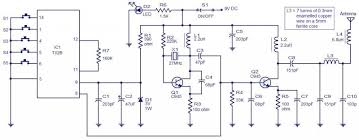 radio remote control circuit diagram the wiring diagram 5 channel radio remote control circuit based of tx 2b rx 2b pair