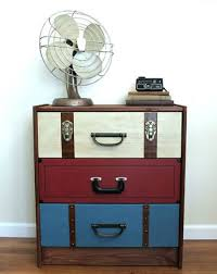 Suitcase Nightstand how to build suitcase dresser home inspirations design 8712 by guidejewelry.us