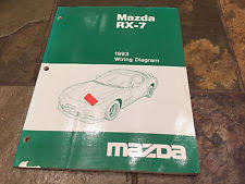 rx7 manual 1993 mazda rx 7 electrical wiring diagram service manual rx7