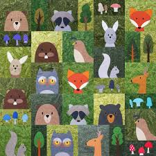 Best 25+ Animal quilts ideas on Pinterest | Elizabeth hartman ... & My Craftsy Quilting Class Is Live - and I have a HUGE discount for you.  Woodland CrittersWoodland AnimalsWoodland BabyWoodland ... Adamdwight.com