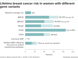 Breast Cancer Age Chart Unraveling Breast Cancer Risk