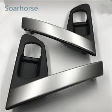 soarhorse front inside interior door handles fits for nissan qashqai j10 2007 2008 2009 2010 2011