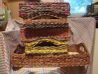 Виды плетений из газетных мастер-класс