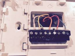 honeywell home thermostat wiring diagram honeywell wiring diagram for a honeywell thermostat the wiring diagram on honeywell home thermostat wiring diagram