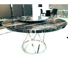 marble top round dining table set kitchen with white sets for