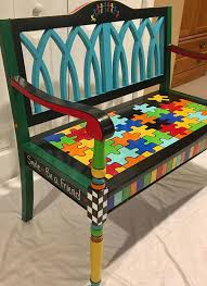 whimsical painted furniture  25    Whimsical painted furniture
