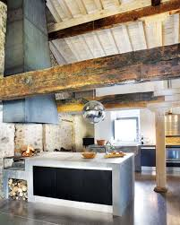 Unique Modern Rustic Decor And Kitchen