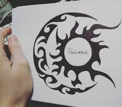 Raiskayaart арт артотрайской эскиз тату эсктзтату