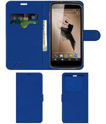 Xolo Q900t Flip Cover by ACM - Blue ...
