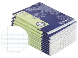 Graph Paper Notebooks 17 X 22 Cm 100 Recycled 96 Pages 70 G Wesco