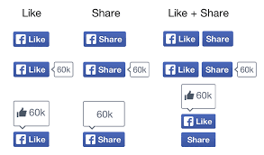 official facebook share button. Facebook Is Killing The Thumb To Official Share Button