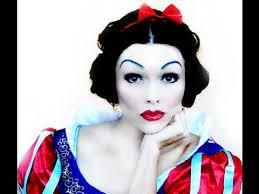 snow white make up hair kandee johnson