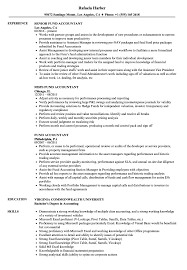 Private Equity Fund Accountant Resume Samples Velvet Jobs Resume