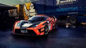 Isert Motorsport KTM X BOW GT4 4K ...